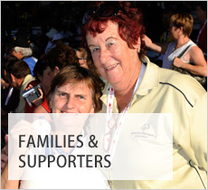Families & Supporters