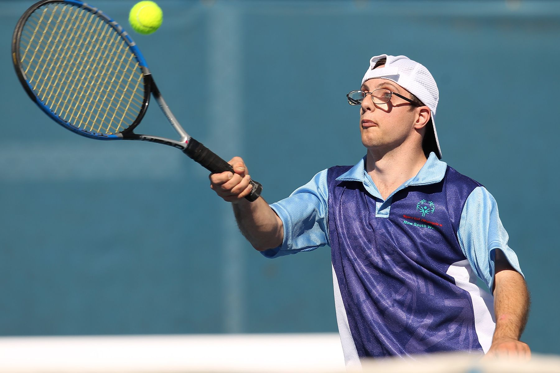 Special Olympics National Games Melbourne 2014 Tennis